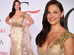 NEW YORK, NY - JUNE 01:  Actress Ashley Judd attends the 2015 CFDA Fashion Awards  at Alice Tully Hall at Lincoln Center on June 1, 2015 in New York City.  (Photo by Dimitrios Kambouris/Getty Images)