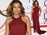 NEW YORK, NY - JUNE 01:  Actress Taraji P. Henson attends the 2015 CFDA Fashion Awards  at Alice Tully Hall at Lincoln Center on June 1, 2015 in New York City.  (Photo by Dimitrios Kambouris/Getty Images)
