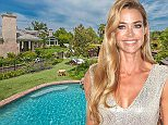 PIC FROM JEFF ELSON / CATERS NEWS - (PICTURED: Denise Richards home for sale.) Former Bond girl Denise Richards has put her luxurious mansion complete with puppy hotel on sale for .74 MILLION. A passionate animal activist, Denise, the ex-wife of actor Charlie Sheen, had the traditional building remodelled to include a spa for rescue dogs. Inside the rest of the living space there is an onyx fireplace, high cathedral ceilings and two temperature-controlled wine storage walls. Other extravagant features include a pizza oven, media room and wine-tasting bar. SEE CATERS COPY