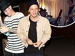 Justin Bieber and Hailey Baldwin Go to The Nice Guy in West Hollywood....Pictured: Justin Bieber, Hailey Baldwin..Ref: SPL1042404  020615  ..Picture by: Photographer Group / Splash News....Splash News and Pictures..Los Angeles: 310-821-2666..New York: 212-619-2666..London: 870-934-2666..photodesk@splashnews.com..