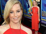 """BEVERLY HILLS, CA - JUNE 02:  Actress Elizabeth Banks arrives at the """"Love & Mercy"""" Los Angeles premiere at the Samuel Goldwyn Theater on June 2, 2015 in Beverly Hills, California.  (Photo by Amanda Edwards/WireImage)"""