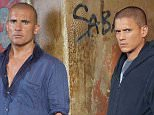 Mandatory credit: TM & copyright 20th Century Fox. No Merchandising. Editorial Use Only. No Book Cover Usage. No Book or TV usage without prior permission from Rex.. Mandatory Credit: Photo by Everett/REX_Shutterstock (699106a).. 'Prison Break', Dominic Purcell, Wentworth Miller, (Season 3),.. 'Prison Break' TV Series, Season 3 - 2007.. ..