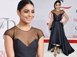 NEW YORK, NY - JUNE 01:  Vanessa Hudgens attends the 2015 CFDA Fashion Awards  at Alice Tully Hall at Lincoln Center on June 1, 2015 in New York City.  (Photo by Dimitrios Kambouris/Getty Images)