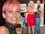 """LOS ANGELES, CA - JUNE 02:  Sophia Rivka Rossi (L) and Nicole Richie attend a discussion for  """"A Tale of Two Besties"""" at Barnes & Noble bookstore at The Grove on June 2, 2015 in Los Angeles, California.  (Photo by Vincent Sandoval/WireImage)"""