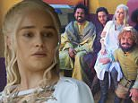 """eURN: AD*170386692  Headline: Game of Thrones captures - May 24, 2015 Caption: NEW YORK, NY ñ May 24, 2015: Game of Thrones Jon prepares for conflict. Sansa tries to talk to Theon. Brienne waits for a sign. Stannis remains stubborn. Jamie tries to reconnect with family. Seven noble families fight for control of the mythical land of Westeros. Political and sexual intrigue is pervasive. Across the sea, the last members of the previous and deposed ruling family, the Targaryens, are also scheming to regain the throne. The friction between the houses Stark, Lannister and Baratheon, and with the remaining great houses Greyjoy, Tully, Arryn, and Tyrell, leads to full-scale war. All while a very ancient evil awakens in the farthest north. Amidst the war and political confusion, a neglected military order of misfits, the Night's Watch, is all that stands between the realms of men and icy horrors beyond.  Photograph:©HBO """"Disclaimer: CM does not claim any Copyright or License in the attached ma"""