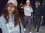 Rihanna and Leonardo DiCaprio's buddy Richie Akiva seen leaving Game nightclub in the Meatpacking District, NYC.  Pictured: Richie Akiva Ref: SPL1044690  030615   Picture by: Splash News  Splash News and Pictures Los Angeles: 310-821-2666 New York: 212-619-2666 London: 870-934-2666 photodesk@splashnews.com