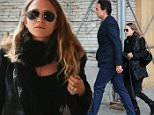 Mary-Kate Olsen and rumored fiancÈ Olivier Sarkozy seen out and about in Soho, New York on June 3, 2015.\n\nPictured: Mary-Kate Olsen, Olivier Sarkozy\nRef: SPL1044467  030615  \nPicture by: NIGNY / Splash News\n\nSplash News and Pictures\nLos Angeles: 310-821-2666\nNew York: 212-619-2666\nLondon: 870-934-2666\nphotodesk@splashnews.com\n