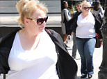 Rebel Wilson was spotted this afternoon in Tribeca.....Pictured: Rebel Wilson..Ref: SPL1044202  030615  ..Picture by: Blayze / Splash News....Splash News and Pictures..Los Angeles: 310-821-2666..New York: 212-619-2666..London: 870-934-2666..photodesk@splashnews.com..