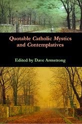 RECENT BOOK (1 May 2014): <i>Quotable Catholic Mystics and Contemplatives</i>