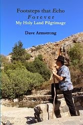 <i>Footsteps that Echo Forever: My Holy Land Pilgrimage</i>