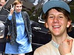 NEW YORK, NY - JUNE 04:  Lena Dunham is seen in Tribeca  on June 4, 2015 in New York City.  (Photo by Alo Ceballos/GC Images)