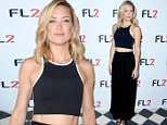 Co-Founder Kate Hudson attends FL2 Men's Collection Launch at Gramercy Terrace at The Gramercy Park Hotel on June 4, 2015 in New York City.\n\nPictured: Kate Hudson\nRef: SPL1044726  040615  \nPicture by: Christopher Peterson/Splash News\n\nSplash News and Pictures\nLos Angeles: 310-821-2666\nNew York: 212-619-2666\nLondon: 870-934-2666\nphotodesk@splashnews.com\n