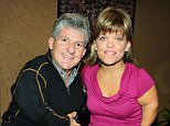 Mandatory Credit: Photo by Startraks Photo/REX_Shutterstock (1166883f).. Matt Roloff and Amy Roloff.. 'Good Day LA' TV Show, Los Angeles, America - 06 Apr 2010.. ..