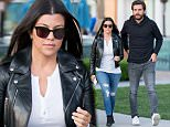 EXCLUSIVE: Kourtney Kardashian and Scott Disick seen at dinner in Calabasas, California.\n\nPictured: Kourtney Kardashian and Scott Disick\nRef: SPL1045749  040615   EXCLUSIVE\nPicture by: VIPix / Splash News\n\nSplash News and Pictures\nLos Angeles: 310-821-2666\nNew York: 212-619-2666\nLondon: 870-934-2666\nphotodesk@splashnews.com\n