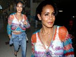 LOS ANGELES, CA - JUNE 04:  Actress Jada Pinkett Smith is seen on June 4, 2015 in Los Angeles, California.  (Photo by SMXRF/Star Max/GC Images)