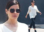 eURN: AD*171275115  Headline: FAMEFLYNET - Exclusive: Sandra Bullock Visits The Kohn Gallery Caption: Picture Shows: Sandra Bullock  June 02, 2015    'Gravity' actress Sandra Bullock is spotted heading to the Kohn Gallery in Hollywood, California. Sandra was looking chic and casual in a white v-neck sweater, black cropped pants, and peep toe ankle boots.    Exclusive - All Round  UK RIGHTS ONLY    Pictures by : FameFlynet UK © 2015  Tel : +44 (0)20 3551 5049  Email : info@fameflynet.uk.com Photographer: 922 Loaded on 03/06/2015 at 07:40 Copyright:  Provider: FameFlynet.uk.com  Properties: RGB JPEG Image (20171K 424K 47.6:1) 2295w x 3000h at 72 x 72 dpi  Routing: DM News : GeneralFeed (Miscellaneous) DM Showbiz : SHOWBIZ (Miscellaneous) DM Online : Online Previews (Miscellaneous), CMS Out (Miscellaneous)  Parking: