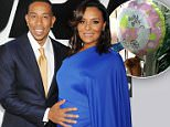 NON EXCLUSIVE PICTURE: MATRIXPICTURES.CO.UK\\nPLEASE CREDIT ALL USES\\n\\nUK RIGHTS ONLY\\n\\nAmerican rapper Ludacris and his pregnant wife, Eudoxie Agnan attending the Furious 7 Los Angeles Premiere at the TCL Chinese Theatre IMAX in Hollywood, California. \\n\\nAPRIL 1st 2015\\n\\nREF: FTF 151027\\n\\nMayer\\n\\n33049114