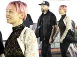 UK CLIENTS MUST CREDIT: AKM-GSI ONLY\nEXCLUSIVE: Nicole Richie with Joel Madden leaving the U2 concert in Inglewood, CA.\n\nPictured: Nicole Richie and Joel Madden\nRef: SPL1045212  030615   EXCLUSIVE\nPicture by: AKM-GSI / Splash News\n\n