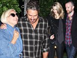 EXCLUSIVE: Lady Gaga and her fianc? Taylor Kinney are seen leaving a restaurant Game Of Thrones star Natalie Dormer and her partner Anthony Byrne, Belgrade. Picture taken: 04/06/2015)\n\nPictured: Lady Gaga, Taylor Kinney, Natalie Dormer,Anthony Byrne\nRef: SPL1045144  040615   EXCLUSIVE\nPicture by: Splash News\n\nSplash News and Pictures\nLos Angeles: 310-821-2666\nNew York: 212-619-2666\nLondon: 870-934-2666\nphotodesk@splashnews.com\n
