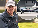 Picture Shows: Harrison Ford  June 04, 2015    'Star Wars' star Harrison Ford stops by the Santa Monica Airport, to check out the status of his wrecked plane. The actor is excited to have his plane repaired after his horrible plane crash in March!    Exclusive All Rounder  UK RIGHTS ONLY    Pictures by : FameFlynet UK © 2015  Tel : +44 (0)20 3551 5049  Email : info@fameflynet.uk.com