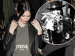 Kendall Jenner leaving The Nice Guy in West Hollywood, CA.  Pictured: Kendall Jenner Ref: SPL1046954  060615   Picture by: FJRNEWS / Splash News  Splash News and Pictures Los Angeles: 310-821-2666 New York: 212-619-2666 London: 870-934-2666 photodesk@splashnews.com