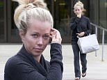 "Picture Shows: Kendra Wilkinson  June 05, 2015\n \n Reality star Kendra Wilkinson goes makeup free on her shopping trip to Nordstrom in Sherman Oaks, California. Kendra recently broke down on ""Marriage Boot Camp"" when talking to her husband Hank Baskett on his mock deathbed.\n \n EXCLUSIVE ALL ROUNDER\n UK RIGHTS ONLY\n \n Pictures by : FameFlynet UK © 2015\n Tel : +44 (0)20 3551 5049\n Email : info@fameflynet.uk.com"