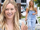 West Hollywood, CA - Hilary Duff smiles and waves as she heads to Zinque Restaurant in West Hollywood to enjoy a solo lunch this afternoon.\nAKM-GSI   June 5, 2015\nTo License These Photos, Please Contact :\nSteve Ginsburg\n(310) 505-8447\n(323) 423-9397\nsteve@akmgsi.com\nsales@akmgsi.com\nor\nMaria Buda\n(917) 242-1505\nmbuda@akmgsi.com\nginsburgspalyinc@gmail.com