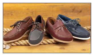 Dartmouth Leather Deck Shoe
