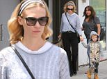 January Jones has a fun-filled day while bonding with son Xander. The two enoyed a shopping spree in Beverly Hills before visiting the Byron Tracey Salon. Xander was looking super adorable in his cheetah onesie! June 5, 2015 X17online.com