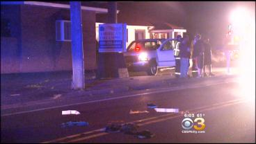 Teen Critically Injured In Hit-Run In Pennsville, New Jersey