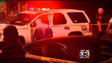 Off-Duty Officer Shoots, Kills Alleged Attempted Robbery Suspect In Northeast Philadelphia
