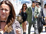Studio City, CA - Ashlee Simpson and Evan Ross have a family lunch with Ashlee's mom Tina Ann Drew at Barrel and Ashes Restaurant in Studio City this afternoon.\nAKM-GSI   June 5, 2015\nTo License These Photos, Please Contact :\nSteve Ginsburg\n(310) 505-8447\n(323) 423-9397\nsteve@akmgsi.com\nsales@akmgsi.com\nor\nMaria Buda\n(917) 242-1505\nmbuda@akmgsi.com\nginsburgspalyinc@gmail.com