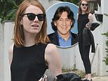 Emma Stone Leaves a Friends House in Beverly Hills\n\nPictured: Emma Stone\nRef: SPL1045366  040615  \nPicture by: Photographer Group / Splash News\n\nSplash News and Pictures\nLos Angeles: 310-821-2666\nNew York: 212-619-2666\nLondon: 870-934-2666\nphotodesk@splashnews.com\n