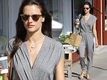 Brentwood, CA - Brazilian model Alessandra Ambrosio looked stylish as she grabbed a coffee to go in Brentwood this afternoon.\n \nAKM-GSI June 6, 2015\n \n To License These Photos, Please Contact :\n \n Steve Ginsburg\n (310) 505-8447\n (323) 423-9397\n steve@akmgsi.com\n sales@akmgsi.com\n \n or\n \n Maria Buda\n (917) 242-1505\n mbuda@akmgsi.com\n ginsburgspalyinc@gmail.com