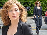 "Jennifer Lopez on the set of ""Shades of Blue"" in NYC.\n\nPictured: Jennifer Lopez\nRef: SPL1046498  050615  \nPicture by: Allan Bregg / Splash News\n\nSplash News and Pictures\nLos Angeles: 310-821-2666\nNew York: 212-619-2666\nLondon: 870-934-2666\nphotodesk@splashnews.com\n"