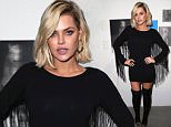 WEST HOLLYWOOD, CA - JUNE 05:  Actress Sophie Monk attends the Art for Animals fundraiser art event hosted by Alison Eastwood at De Re Gallery on June 5, 2015 in West Hollywood, California.  (Photo by David Livingston/Getty Images)