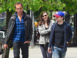 Daniel Racliffe and Pal Will Arnett, who live in the same West Village Building , were spotted taking a stroll on Friday. They appeared to be discussing a new project as they chatted after lunch. Radcliffe was accompanied by his girlfriend, Erin Darke. They chatted and laughed before heading home.  Pictured: Daniel Radcliffe, Will Arnett and Erin Darke Ref: SPL1046403  050615   Picture by: 247PAPS.TV / Splash News  Splash News and Pictures Los Angeles: 310-821-2666 New York: 212-619-2666 London: 870-934-2666 photodesk@splashnews.com