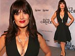CULVER CITY, CA - JUNE 06:  Actress Salma Hayek attends Spike TV's Guys Choice 2015 at Sony Pictures Studios on June 6, 2015 in Culver City, California.  (Photo by Christopher Polk/Getty Images for Spike TV)