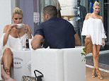 Picture Shows: Chloe Sims  June 07, 2015    Reality television stars Chloe Sims and Danielle Armstrong are seen visiting News Cafe in Marbella, Spain.    The duo are in town to film scenes for their popular reality television show 'The Only Way Is Essex'.    Non Exclusive  WORLDWIDE RIGHTS  Pictures by : FameFlynet UK © 2015  Tel : +44 (0)20 3551 5049  Email : info@fameflynet.uk.com
