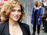Jennifer Lopez seen braving the rainy weather as she filmed scenes for the 'Shades of Blue' TV series in Uptown, Manhattan.\n\nPictured: Jennifer Lopez\nRef: SPL1046623  080615  \nPicture by: Jose Perez / Splash News\n\nSplash News and Pictures\nLos Angeles: 310-821-2666\nNew York: 212-619-2666\nLondon: 870-934-2666\nphotodesk@splashnews.com\n