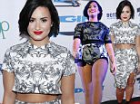 NEW YORK, NY - JUNE 06:  Demi Lovato attends DigiFest NYC 2015 on June 6, 2015 in New York City.  (Photo by Rob Kim/Getty Images for DigiTour Media)