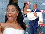 Pictured: Taraji P. Henson and Terrence Howard\nMandatory Credit © Gilbert Flores/Broadimage\n2015 Spike TV's Guys Choice Awards \n\n6/6/15, Culver City, CA, United States of America\n\nBroadimage Newswire\nLos Angeles 1+  (310) 301-1027\nNew York      1+  (646) 827-9134\nsales@broadimage.com\nhttp://www.broadimage.com\n