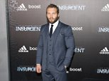 """NEW YORK, NY - MARCH 16:  Jai Courtney arrives at the """"The Divergent Series: Insurgent"""" New York premiere at Ziegfeld Theater on March 16, 2015 in New York City.  (Photo by Dave Kotinsky/Getty Images)"""