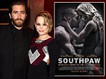CULVER CITY, CA - JUNE 06:  Actors Jake Gyllenhaal (L) and Rachel McAdams attends Spike TV's Guys Choice 2015 at Sony Pictures Studios on June 6, 2015 in Culver City, California.  (Photo by Frazer Harrison/Getty Images for Spike TV)