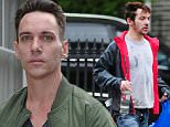 15 MAY 2015  - LONDON  - UK\n** MUST CALL FOR PRICING DO NOT USE UNLESS FEE AGREED PRIOR TO USAGE!! - CALL DAN ON 07973 342578 **\n*** EXCLUSIVE PICTURES STRICTLY FOR UK NEWSPAPERS ONLY ***\nIRISH ACTOR JONATHAN RHYS MEYERS LOOKIN WORSE FOR WEAR AS HE TRIES TO GET TWO BOTTLES OF VODKA IN ONE SHOP WHERE THEY REFUSE TO SERVE HIM BUT SECOND TIME ROUND HE MANAGED TO GET HIS VODKA. HE COULDNT WAIT TO GET HOME TO DRINK IT SO STARTED DRINKING IN THE STREET!!!\nBYLINE MUST READ : XPOSUREPHOTOS.COM\n***UK CLIENTS - PICTURES CONTAINING CHILDREN PLEASE PIXELATE FACE PRIOR TO PUBLICATION ***\n**UK CLIENTS MUST CALL PRIOR TO TV OR ONLINE USAGE PLEASE TELEPHONE  442083442007**