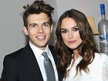 """Musician James Righton (L) and actress Keira Knightley at The Weinstein Company and Elevation Pictures' """"The Imitation Game"""" premiere party hosted by GREY GOOSE vodka and Soho House Toronto during TIFF in Toronto, Canada.    FILE - DECEMBER 11: Actress Keira Knightley and husband, singer James Righton of the Klaxons are reportedly expecting their first child. TORONTO, ON - SEPTEMBER 09:   (Photo by Stefanie Keenan/Getty Images for GREY GOOSE Vodka) """"Please note this image forms part of the Getty Premium Access agreement and may incur an additional fee. If reused it must be downloaded from the Getty site"""""""