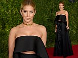 NEW YORK, NY - JUNE 07:  Actress Ashley Tisdale attends the 2015 Tony Awards  at Radio City Music Hall on June 7, 2015 in New York City.  (Photo by Dimitrios Kambouris/Getty Images for Tony Awards Productions)