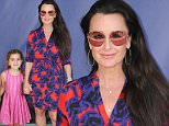 LOS ANGELES, CA - JUNE 07:  TV personality Kyle Richards attends the opening night of 'Matilda the Musical' at Ahmanson Theatre on June 7, 2015 in Los Angeles, California.  (Photo by Chelsea Lauren/WireImage)