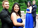 UK CLIENTS MUST CREDIT: AKM-GSI ONLY\nEXCLUSIVE: New Jersey, CA - High School student Brianna Siciliano won a contest to have a video chat with Kellan over a year ago and they have been friends ever since, she asked him to take her to prom and he said yes!\n\nPictured: Kellan Lutz\nRef: SPL1047984  060615   EXCLUSIVE\nPicture by: AKM-GSI / Splash News\n\n