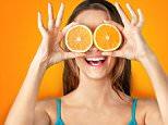 Women, Humor, Vegetable.; Shutterstock ID 263720357